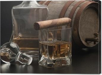 Canvas Whisky & Sigaro