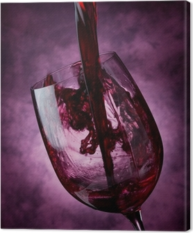 Canvas Wijn