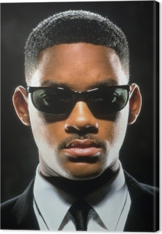 Canvas Will Smith