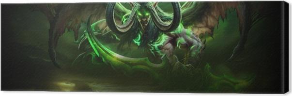 Canvas World of Warcraft - Thema's
