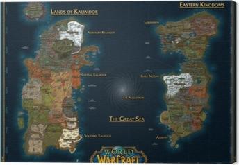 Canvas World of Warcraft