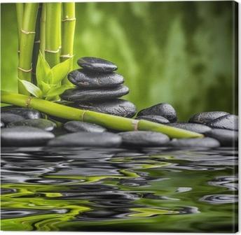 Canvas Zen stenen