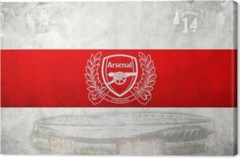 Canvastavla Arsenal F.C.