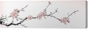Canvastavla Blossom målning