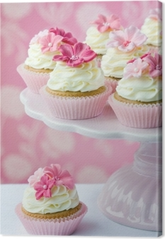 Canvastavla Cupcakes