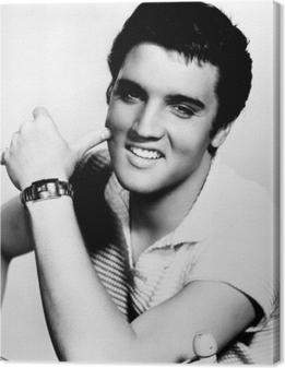 Canvastavla Elvis Presley