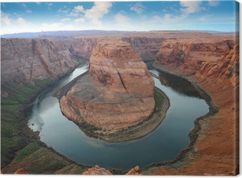 Canvastavla Grand Canyon, Horse Shoe Bend