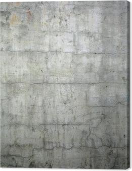 Canvastavla Grunge betong textur bakgrund