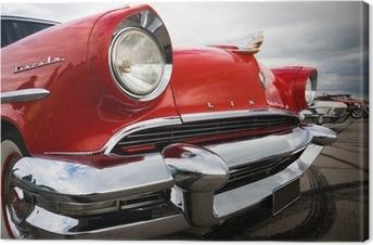 Canvastavla Lincoln Mark II