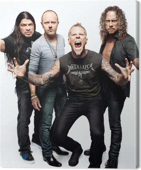 Canvastavla Metallica - Metallica