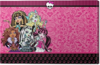 Canvastavla Monster High