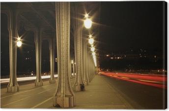 Canvastavla PARIS Pont Bir Hakeim