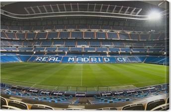 Canvastavla Santiago Bernabéu