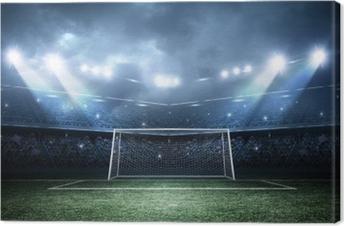 Canvastavlor Fotboll • Pixers® - Vi lever för förändring a1e9a0f09f00c