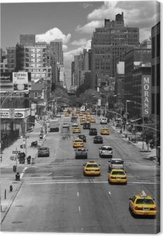 Canvastavla Taxi Drive
