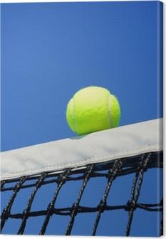 Canvastavla Tennisboll