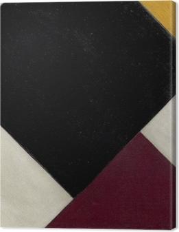 Canvastavla Theo van Doesburg - Contra compositie XI