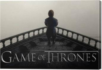 Canvastavla Tyrion Lannister