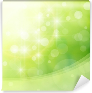 Carta Da Parati Astratto Sfondo Verde Chiaro Illustrazione