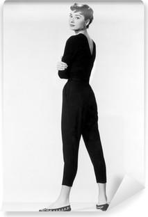 Carta da Parati in Vinile Audrey Hepburn