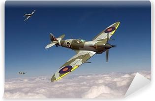 Carta da Parati Autoadesiva Supermarine Spitfire