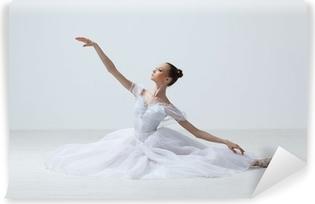 Carta da Parati in Vinile Ballet dancer