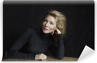 Carta da Parati in Vinile Cate Blanchett