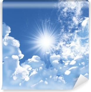 Carte da parati cielo soffitto pixers viviamo per il for Carta da parati per soffitto