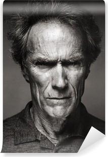 Carta da Parati in Vinile Clint Eastwood