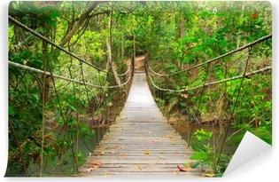 Carta da Parati in Vinile Colmare nella giungla, parco nazionale di Khao Yai, Thailandia