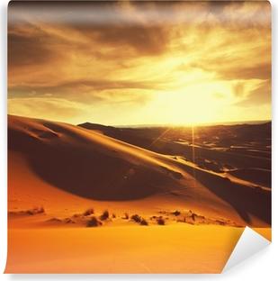 Carta da Parati in Vinile Deserto