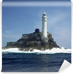 Carta da Parati in Vinile Faro, Fastnet Rock, Contea di Cork, Irlanda