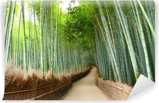 Carta da Parati in Vinile Foret de bambou à Kyoto