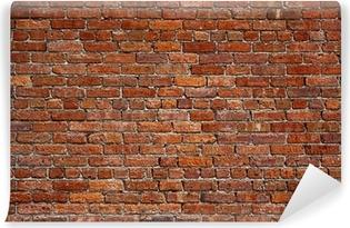 Carte da parati buco nel muro pixers viviamo per il for Carta da parati muro di mattoni