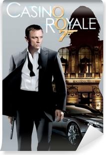 Carta da Parati in Vinile James Bond