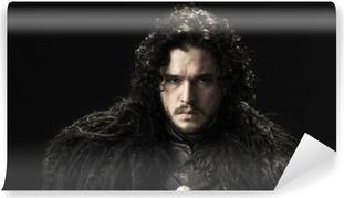 Carta da Parati in Vinile Jon Snow