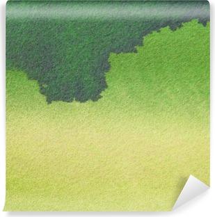 Carta da Parati Lavabile Disegno di sfondo acquerello astratto