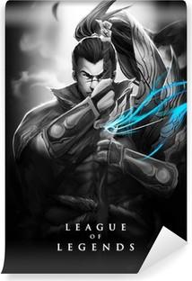 Carta da Parati Lavabile League of Legends