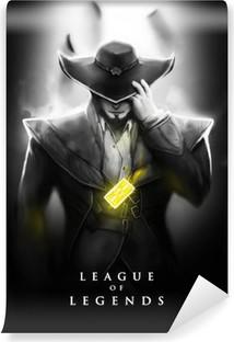 Carta da Parati in Vinile League of Legends