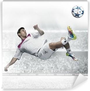 Carta da Parati in Vinile Leo Messi