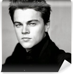 Carta da Parati in Vinile Leonardo DiCaprio