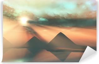 Carta da Parati in Vinile Lungo il Nilo