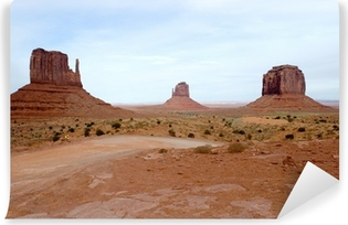 Carta da Parati in Vinile Monument Valley Road