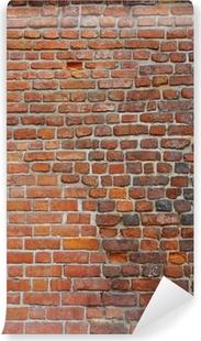 Carte da parati muro di mattoni rotto pixers viviamo for Carta da parati muro di mattoni
