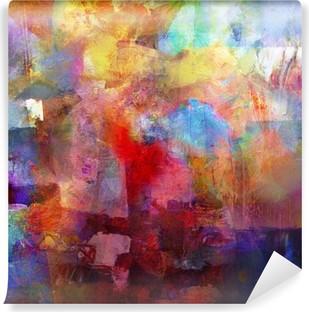 Carta da Parati in Vinile Pittura texture