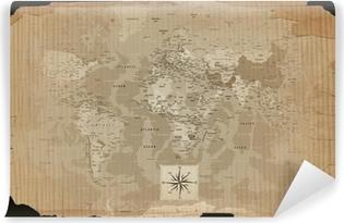 Carta Da Parati A Righe Tortora : Carte da parati cartina geografica u2022 pixers® viviamo per il