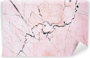Carta da Parati in Vinile Rosa luce marmo pietra struttura background.Beautiful marmo rosa
