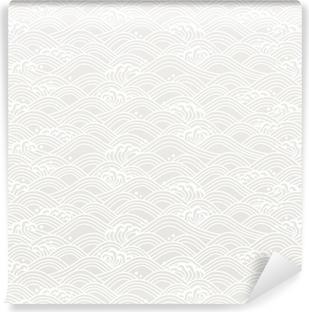 Quadro Su Tela Sfondo Bianco Per Lo Sfondo In Stile Giapponese