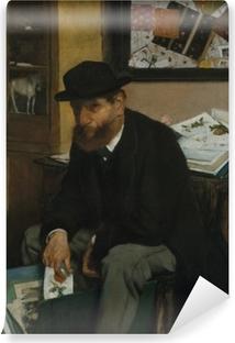 Carta da Parati in Vinile The Collector of Prints