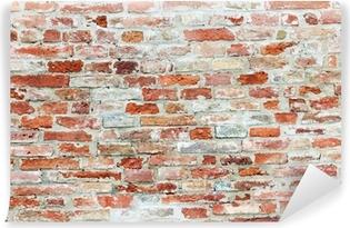 Carte da parati mattone pixers viviamo per il cambiamento for Carta da parati muro di mattoni